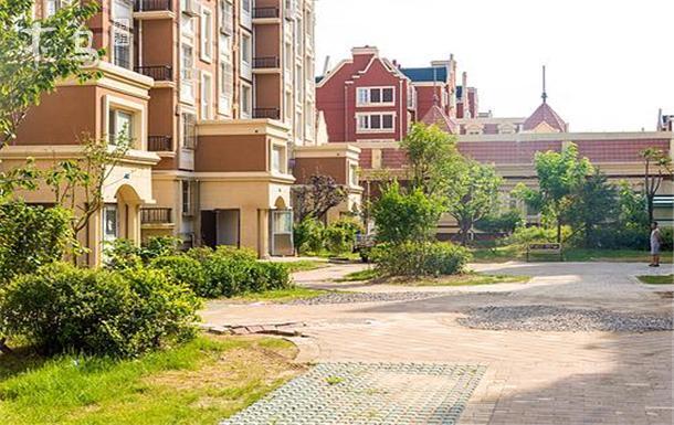 青岛紧邻金沙滩景区 海景公寓 两居室整租