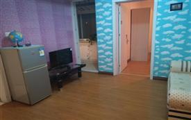 市中万达广场两室精装公寓
