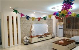 北戴河海滨中心3室2厅温馨公寓