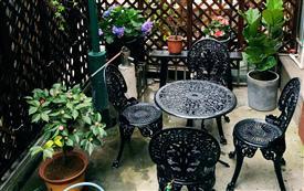 三里亭 近火车东站 带花园客厅...