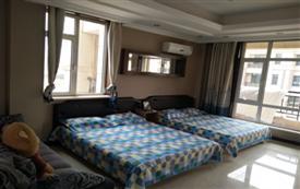金石蓝海度假公寓 豪华十人间