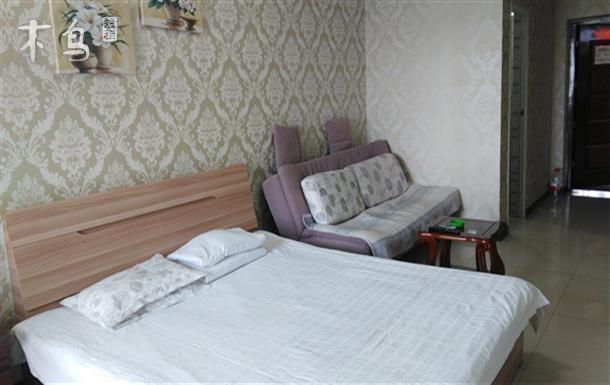魁華馨苑海景公寓大床房