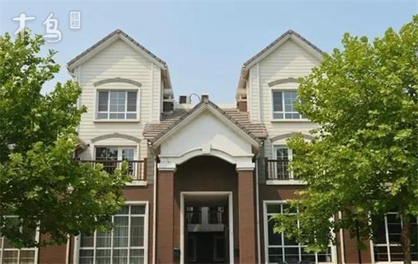 多室 | 整租 | 可住12人立即预订 北戴河豪华欧式装修独栋别墅 五居室