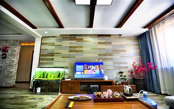 奥林匹克公园附近全自动家电 享受高级智能生活两居室