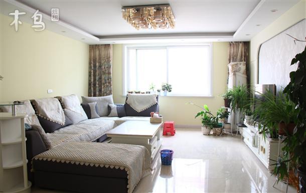 北戴河溫馨港灣家庭公寓尊享兩居室
