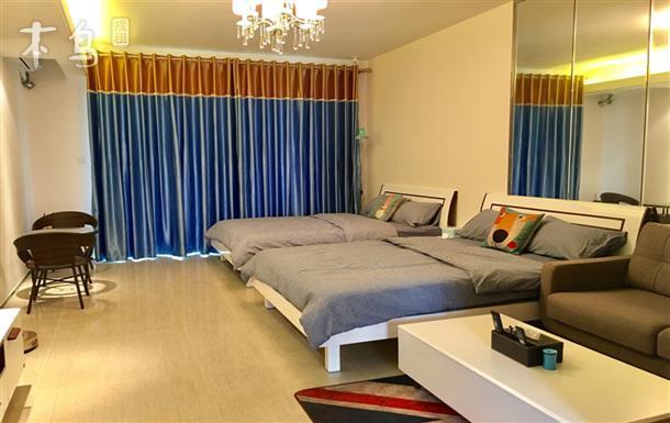 海陵岛 十里银滩 恒大海上夏威夷 海景双床房图片