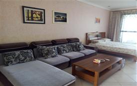 一线海景度假公寓大床房