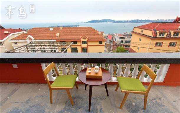两室 | 整租 | 可住4人立即预订 李村 东山小区 海边独栋别墅 多室