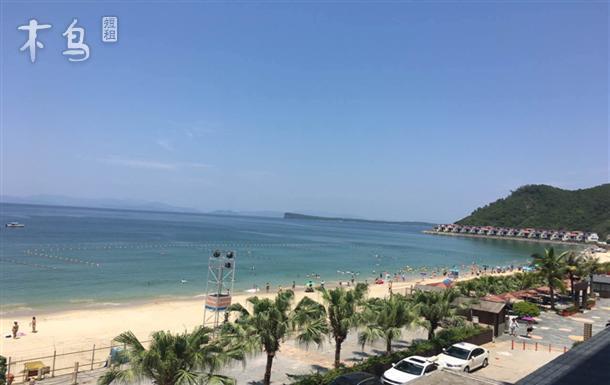 南澳 鑫海度假村 海景公寓 两室一厅整租