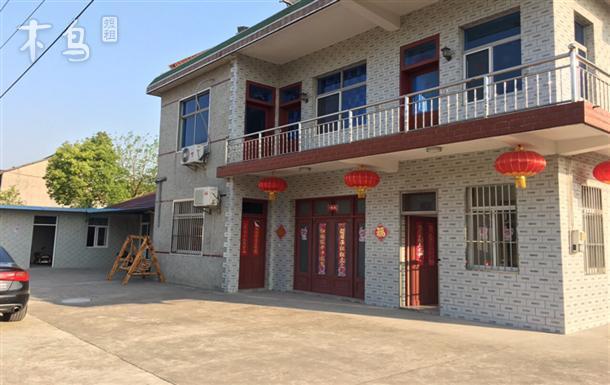 一室 | 整租 | 可住3人立即预订 迪士尼//野生动物园温馨精致两房 两