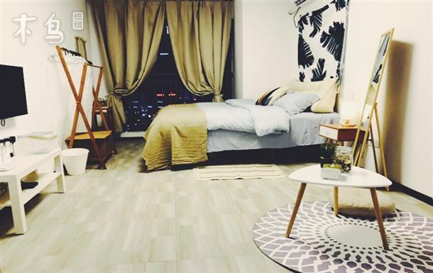 简洁ins北欧风格房间