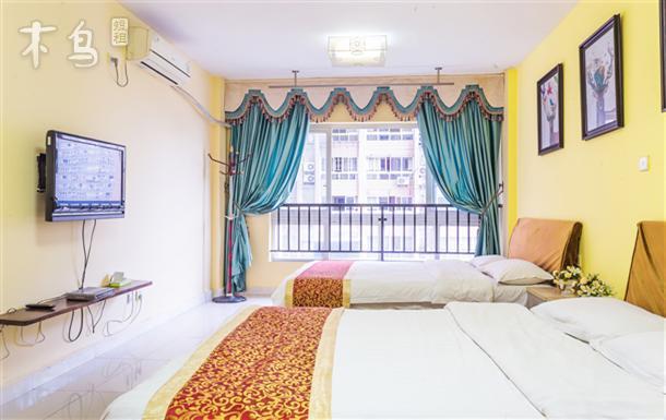 一室   整租   可住4人立即预订 三峡广场崔氏 标准间整租 一室   整