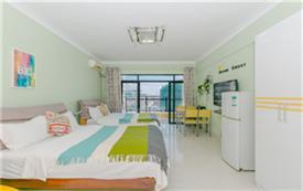 三亚湾金凤凰海景公寓豪华...