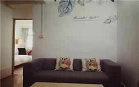 梅景、景田地铁站一室一厅...