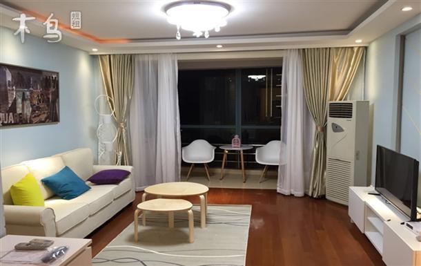 上海新国展世纪公园附近豪华欧式精装两房