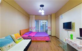 雅仕公寓_阳光大床房