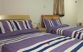 阳光中式民宿 标准双床房