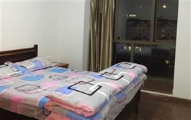 贵安新天地高层房两居室空...
