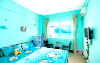 三亚湾 第一农贸市场温馨大床房