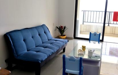 蔚蓝之家民宿 三室两厅