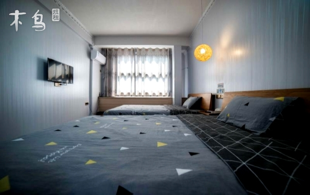 两室   整租   可住4人立即预订 阳光城附近 温馨标准间 一室   整租