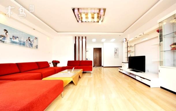北戴河近海隨心家庭公寓三室兩廳精裝