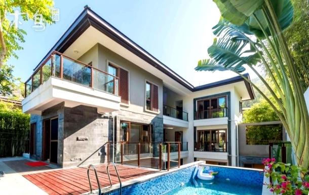 亚龙湾豪华别墅私家泳池别墅,西山渡历山花园随县图片