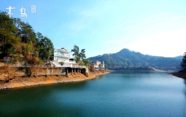 千岛湖湖边度假别墅天清岛