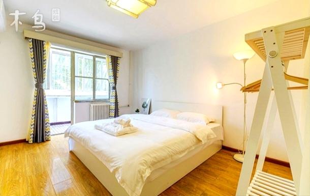 整租 | 可住5人立即预订 北京通州区土桥地铁八通线loft 一居室 一室