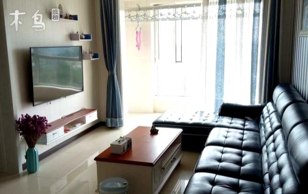 南戴河海邊地中海風格高層兩居室