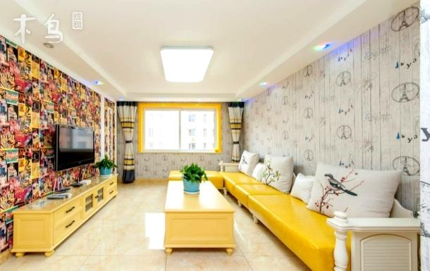 北戴河福海家庭公寓温馨两居室