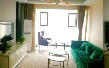 【青岛蓝色天空蓝色设计制作附近短租房|广告卫生间和阳台装修设计图片