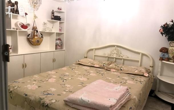 北苑地鐵5號立水橋南溫馨隔間大床房