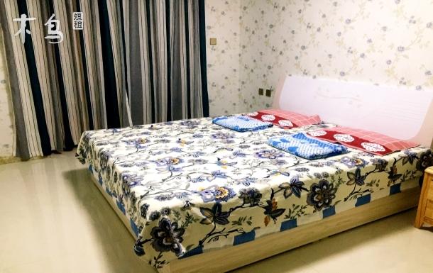 北戴河郁藍精品公寓三室兩衛廚具全