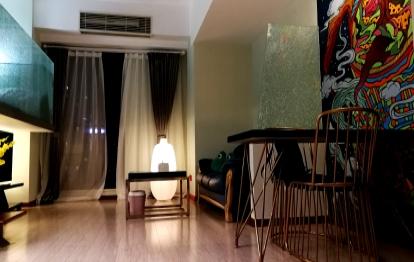 【静安】静安寺/蛮浪漫的公寓小息一居