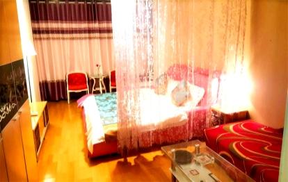 滨海印象浪漫舒适大床房