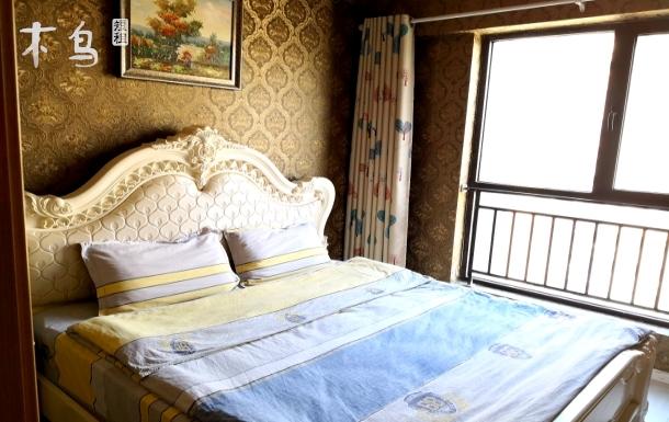 地铁旁太奥广场 豪华欧式大床房