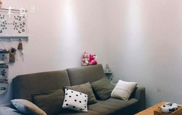 Fanghouse金色國際陽光充沛溫馨兩居室公寓