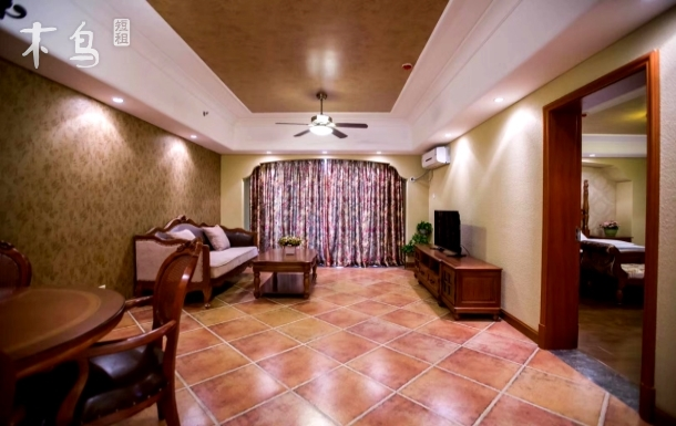 阿尔卡迪亚温泉度假豪华套房,邻近阿那亚