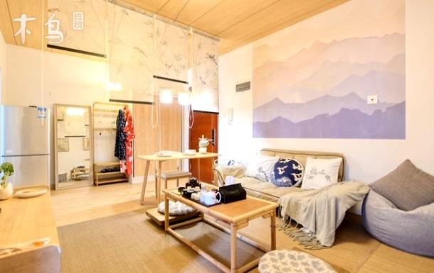 南山區科技園萬象天地,日式混搭一室一廳