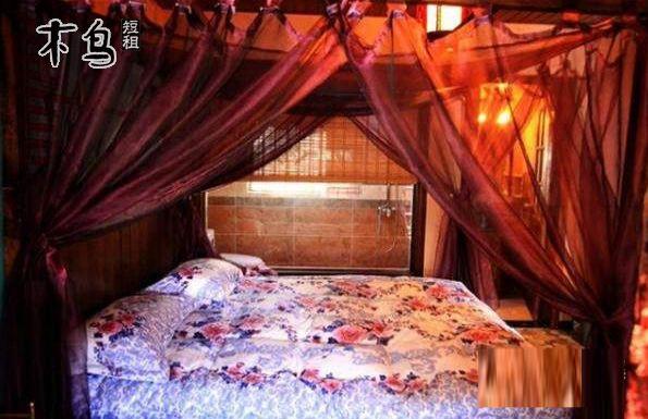 丽江四方街附近高档装修客栈短租有茶室棋牌室