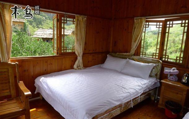 单间木房子图片