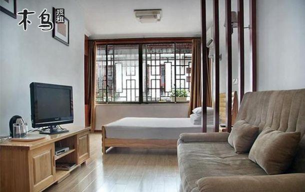 8米超大实木床,3人布艺沙发