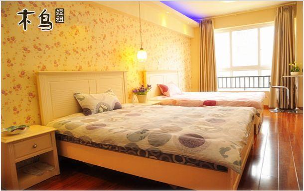 成都电子科大旁温馨双床房