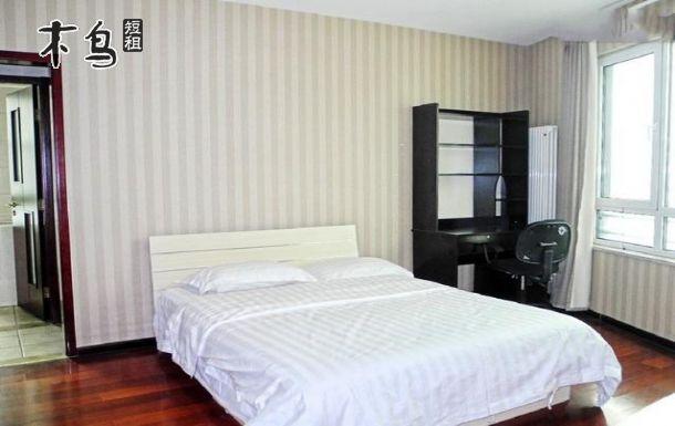 中关村中湾国际一室一厅公寓套房可住4人