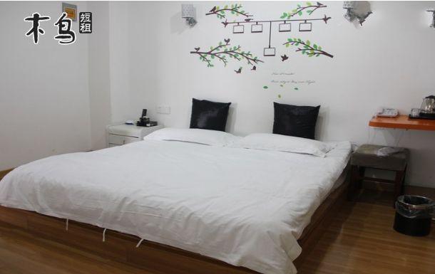 江高教园 浙江警察学院旁 标准大床房
