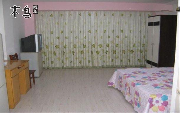 国际海水浴场惠园公寓躺在床上观海可住4人
