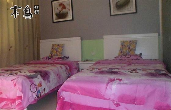 凤凰喜达屋客栈---舒闲雅客双床房