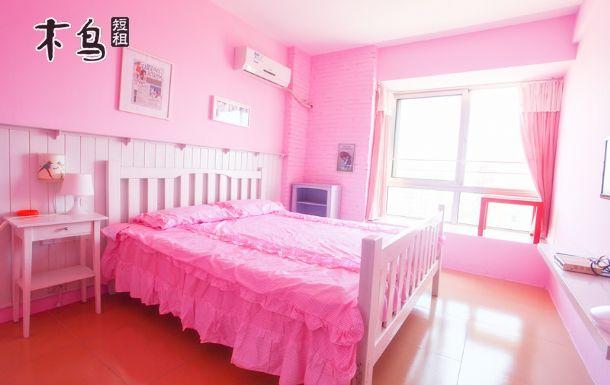 大东海 海景家庭房 海景飘窗大床房