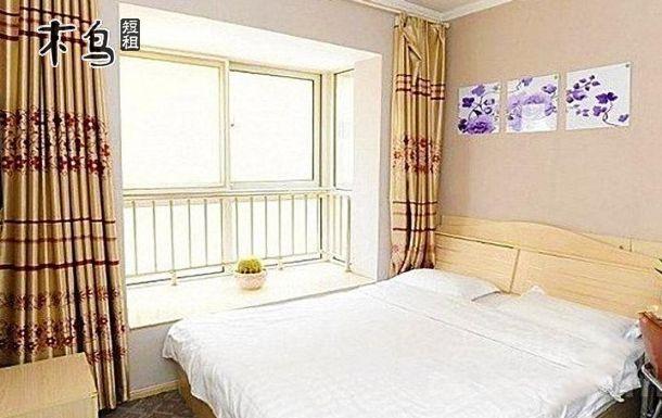 尊享郑州美丽湾公寓大床房1晚+免费洗漱用品!